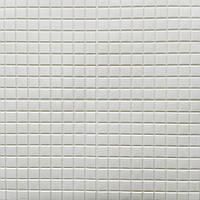 Стельова панель біла Кубики геометрія ПВХ 3Д (самоклеюча м'яка для стелі квадратами) 700*700*5 мм
