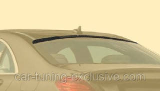 MANSORY roof spoiler for Mercedes S-class W222