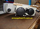 Фара левая Ваз 2110, Ваз 2111, Ваз 2112 с линзой (производитель Освар, Автосвет, Россия), фото 3