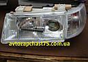 Фара левая Ваз 2110, Ваз 2111, Ваз 2112 с линзой (производитель Освар, Автосвет, Россия), фото 4