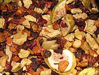 Фруктовый чай Дыня в йогурте (дыня,банан,изюм,инжир и пр.)