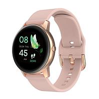 Женские смарт-часы R3 с сенсорным экраном 1,3 дюйма розовые