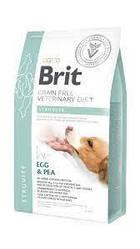 Brit GF VetDiets Dog Struvite 2 кг при сечокам'яній хворобі з яйцем, індичкою, горохом і гречкою