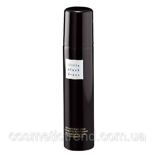 cd94e5ca81f Дезодорант-спрей для тела женский Little Black Dress 75 ml Avon (распродажа)
