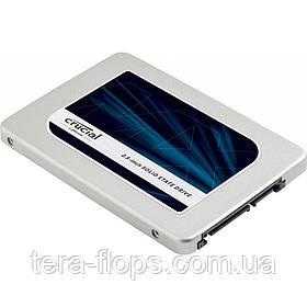 SSD накопитель Crucial MX300 275GB (CT275MX300SSD1) Б/У