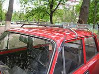 Автобагажник  типа корзина на боковые водостоки
