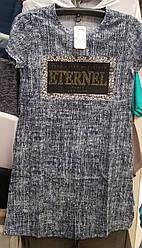 Туніка-плаття жіноча варенка