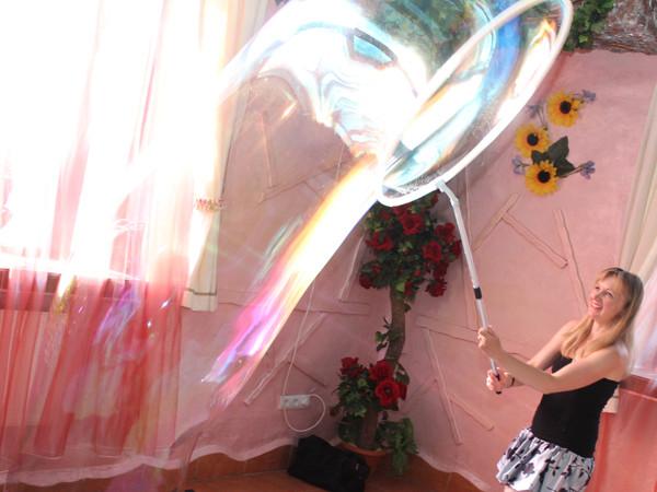 Шоу Мыльных Пузырей Сумы