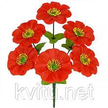 Искусственные цветы букет майоров, 30см