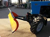 Отвал передненавесной усиленный ОК-2.0 (2 м, механический поворот, МТЗ-320, ХТЗ-3512)