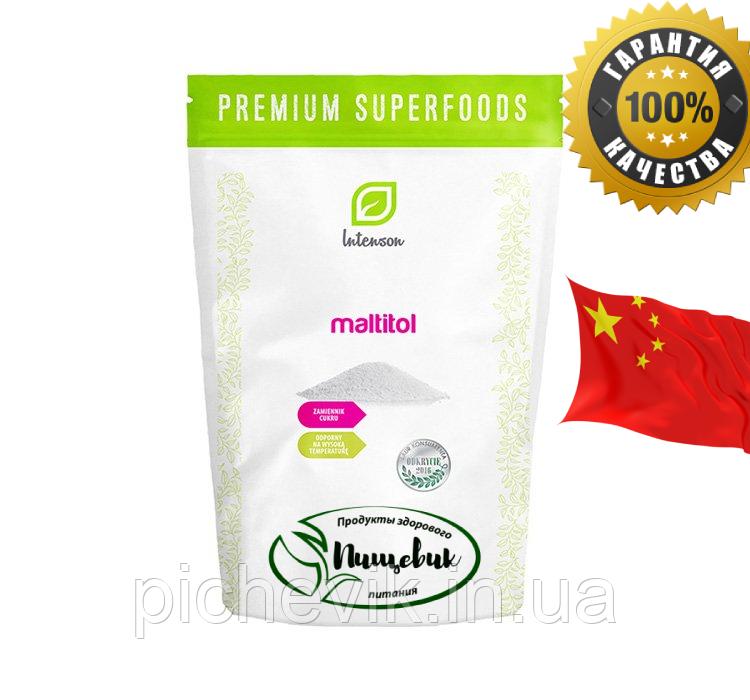 Мальтитол (мальтит)-натуральний цукрозамінник (Китай) Вага:500 грам