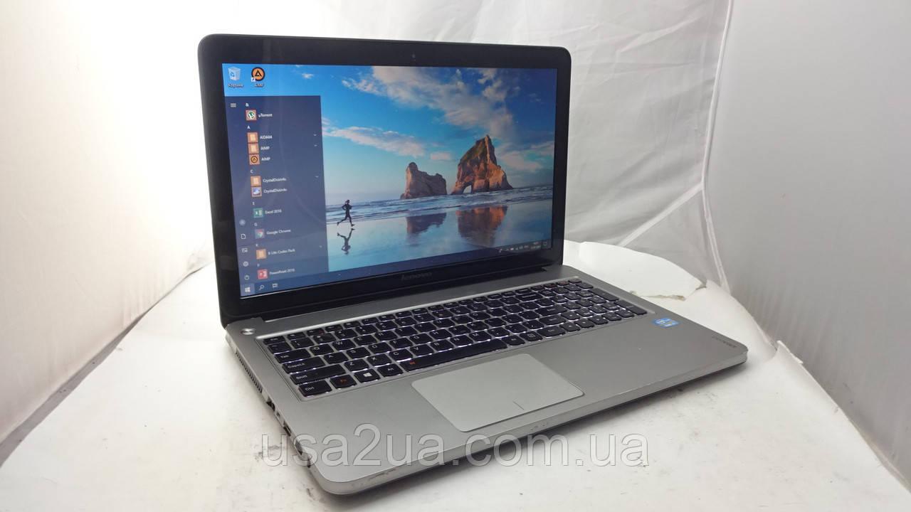 """15.6"""" Ноутбук Lenovo IdeaPad U510 Core i7 3Gen 500Gb 6Gb WEB Кредит Гарантия Доставка"""