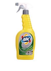 Засіб для кухні ABC спрей, 750мл (8690511123217)