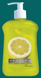 Мыло Жидкое  525г Лимон (4820000110891)