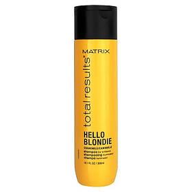 Шампунь Matrix Total Results для волос оттенка блонд,300 мл