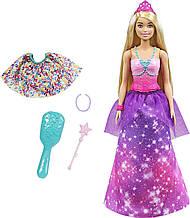 Кукла Барби Дримтопия из Принцессы в Русалочку Barbie Dreamtopia 2-in-1 Princess to Mermaid