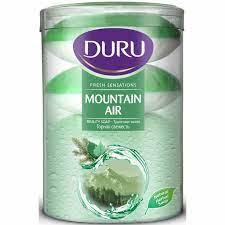 Мыло DURU Fresh Sensations Горная свежесть 4 х 110 г (8690506494674)