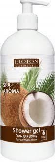 Гель для душа с кокосовым маслом Spa-уход ТМ «Spa&Aroma» (4820026153728)