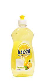 """Засіб для миття посуду «Лимон» """"Family Ideal"""", 500 мл (4823097600634)"""