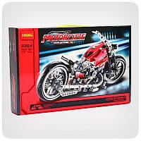 Конструктор «Мотоцикл» - 378 деталей