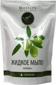 Жидкое мыло Bioton Cosmetics Оливка 460 мл (4823097600290)