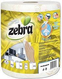 Кухонні рушн.ZEBRA Decor2шар/1шт34,5м- (3800090304586)