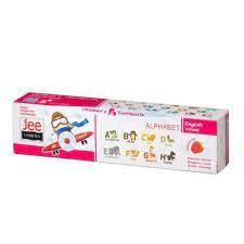 Зубна паста дитяча Jee Алфавіт 50мл (4820000114349)