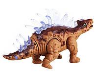 """Динозавр """"Стегозавр"""" (звук, свет) 6638"""