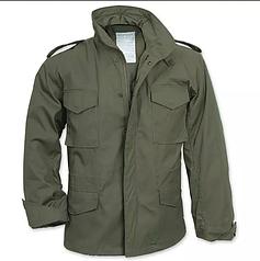 Куртки М-65 утеплені