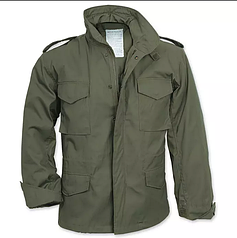 Куртки М-65 утеплённые