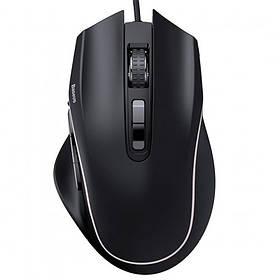 Мышь Baseus GAMO 9 Programmable Buttons, проводная