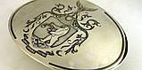 Лазерная гравировка металла, стекла, зеркал, дерева, кожи, камня, фото 2
