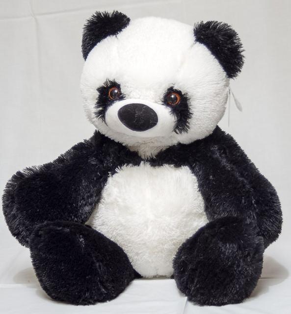 Плюшевые панды