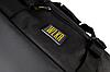 Спортивна сумка з відділом для взуття WLKR (чорна), фото 4