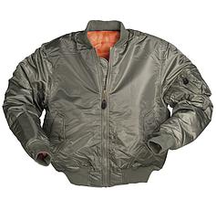 Куртка лётная МА-1 демисезонная