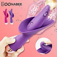 Интимные игрушки для женщин 10 режимов большой язык лизание Вибратор G точка Массажер Вагинальный Анальный