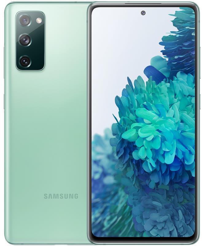Смартфон Samsung Galaxy S20 FE SM-G780G 8/256GB Dual Sim Cloud Mint (SM-G780GZGHSEK) UA