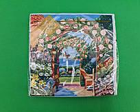Серветка декор (ЗЗхЗЗ, 20шт) Luxy Арка в Рай (1 пач.)