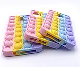 Чехол антистрес Pop it case на Xiaomi Redmi Note 8, фото 5