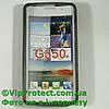 Huawei G350, силиконовый черный чехол