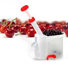 Машинка для видалення кісточок Helfer Hoff Cherry and olive corer MOD-0443 (48 шт)