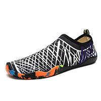 Летние пляжные кроссовки из неопрена (аквашузы) ( 42р, 44р, 45р )