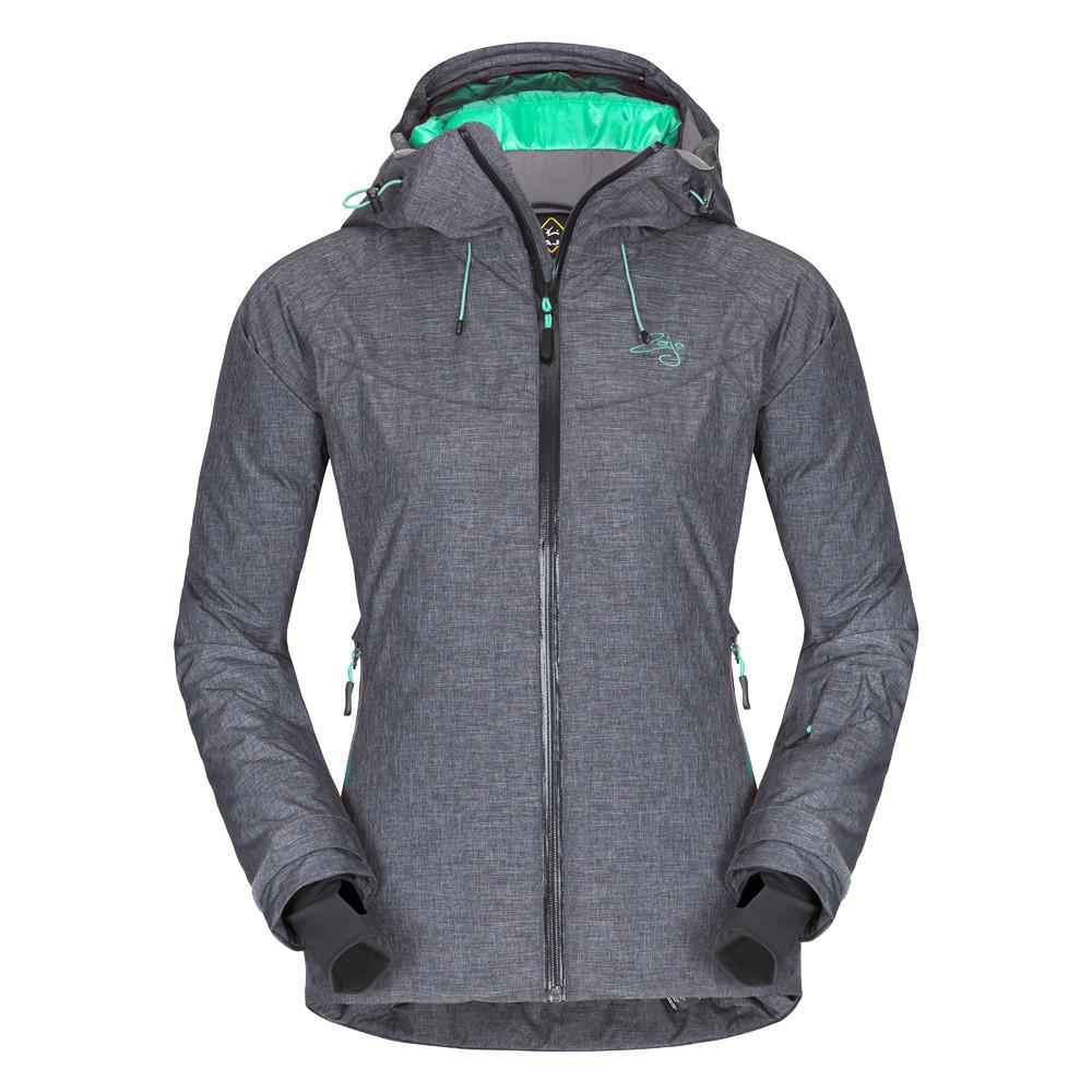 Куртка утепленная Zajo Lizard W Jkt Gray