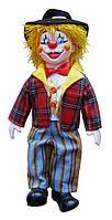 Кукла Клоун. Произведен в Украине