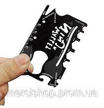 18-в-1 многофункциональный инструмент Ninja Wallet