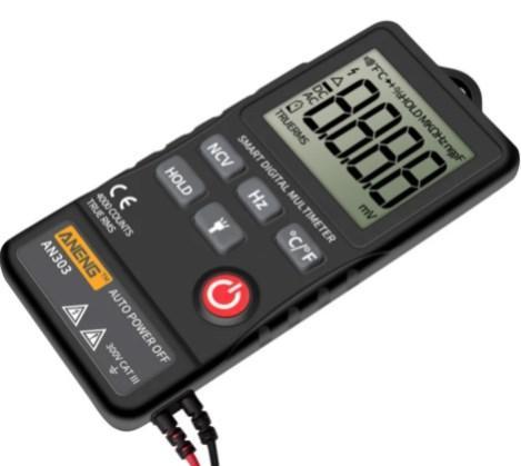 Мультиметр Aneng AN303. Повний автомат