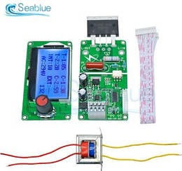 Контролер точкового зварювання SWM-101 з подвійним імпульсом 100А