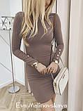 "Короткое платье-футляр ""Eva""| Распродажа модели, фото 9"