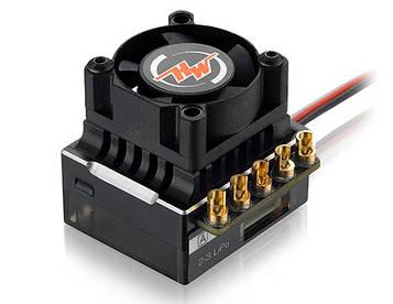 Сенсорний регулятор ходу HOBBYWING XERUN XR10 JUSTOCK 60A 2-3S для автомоделей