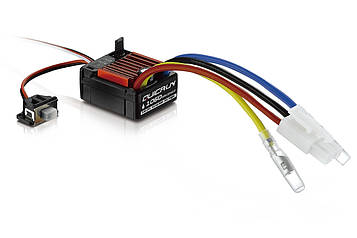 Регулятор колекторний HOBBYWING QUICRUN WP-1060 SBEC 60A для автомоделей